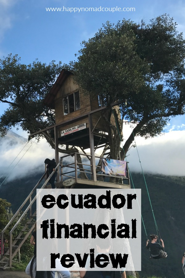 Ecuador Financial Review
